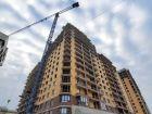 Ход строительства дома Литер 1 в ЖК Династия - фото 23, Январь 2020