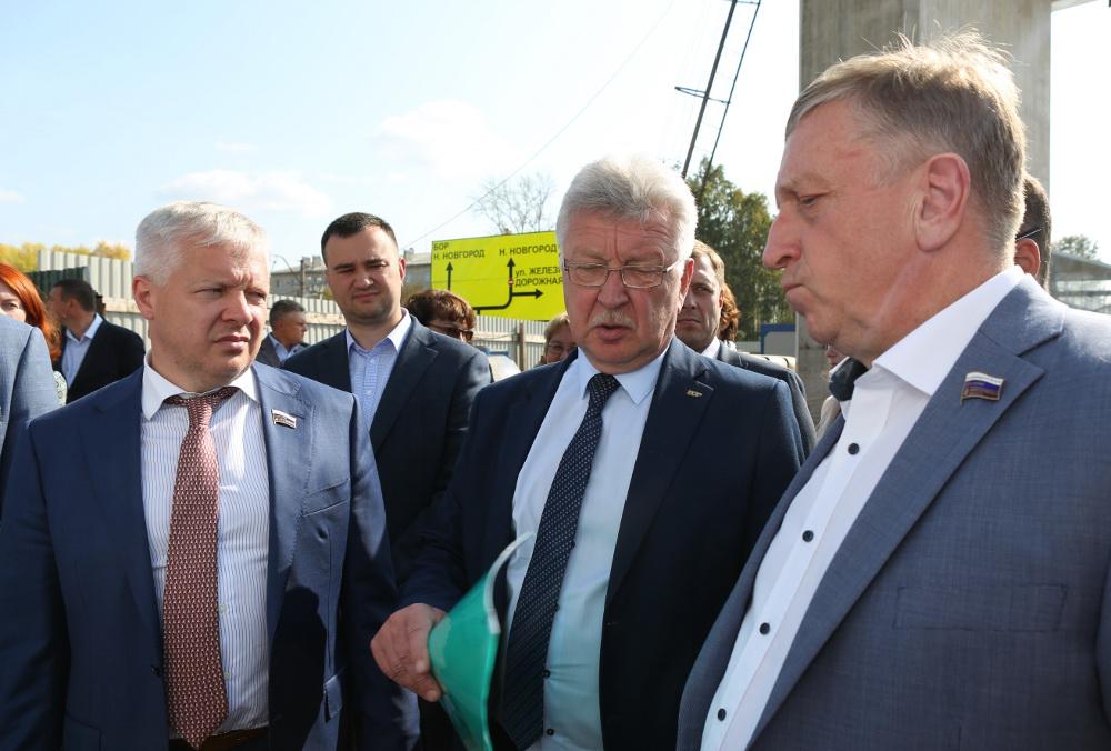 На 95% планируется выполнить переустройство коммуникаций на автодороге «Неклюдово-Золотово» до конца года