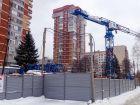 ЖК Пушкин - ход строительства, фото 126, Январь 2019