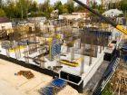 Ход строительства дома № 1 первый пусковой комплекс в ЖК Маяковский Парк - фото 87, Сентябрь 2020