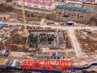 Ход строительства дома № 6 в ЖК Красная поляна - фото 46, Апрель 2017