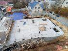Клубный дом на Ярославской - ход строительства, фото 28, Ноябрь 2020