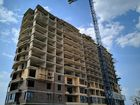 Ход строительства дома Литер 1 в ЖК Династия - фото 36, Апрель 2019