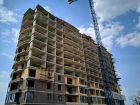 Ход строительства дома Литер 1 в ЖК Династия - фото 37, Апрель 2019