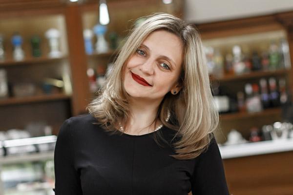 Марина Коротова, Коммерческий директор компании «ВДК» (г. Воронеж)