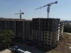 ЖК Открытие - ход строительства, фото 35, Август 2020