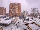 Каскад на Сусловой - ход строительства, фото 42, Январь 2017