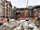 ЖК Сергиевская Слобода - ход строительства, фото 22, Апрель 2021