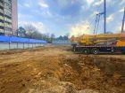 ЖК Кристалл 2 - ход строительства, фото 5, Май 2021