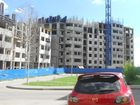 Ход строительства дома № 3 (по генплану) в ЖК На Вятской - фото 47, Август 2016