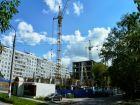 Жилой дом Приокский - ход строительства, фото 49, Август 2013