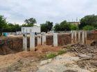 Ход строительства дома № 1 в ЖК Книги - фото 83, Июль 2020