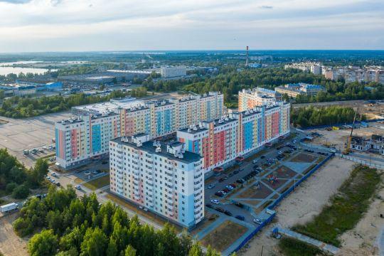 Дом № 9-2 в ЖК Корабли - фото 12