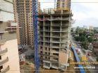 ЖК Центральный-3 - ход строительства, фото 92, Июнь 2018