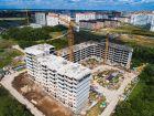 ЖК Открытие - ход строительства, фото 42, Май 2020