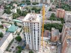 ЖК ПАРК - ход строительства, фото 4, Июль 2021
