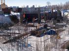Ход строительства дома № 2 в ЖК Книги - фото 14, Март 2021
