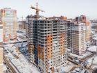 ЖК Горизонт - ход строительства, фото 19, Февраль 2021