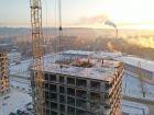 Ход строительства дома № 1 второй пусковой комплекс в ЖК Маяковский Парк - фото 51, Февраль 2021