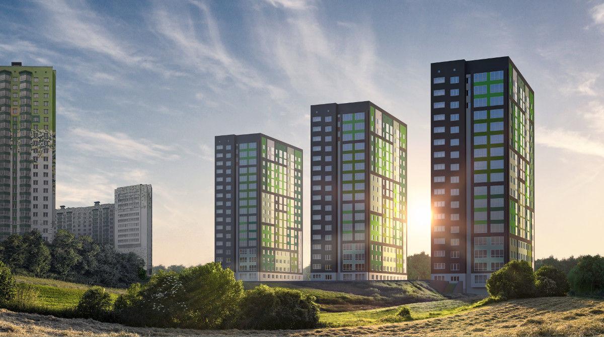 Статистика объемов строительства и ввода жилья в Нижнем Новгороде за январь 2020 г. - фото 1