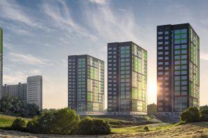 Четыре высотки ввели в эксплуатацию в январе 2021 года в Нижнем Новгороде