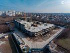 ЖК Открытие - ход строительства, фото 64, Ноябрь 2019