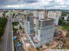 Ход строительства дома № 7 в ЖК Планетарий - фото 19, Июнь 2018