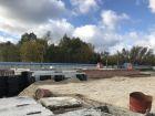 Ход строительства дома № 1 в ЖК Удачный 2 - фото 160, Октябрь 2018