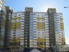 Ход строительства дома № 8 в ЖК На Победной - фото 8, Октябрь 2016
