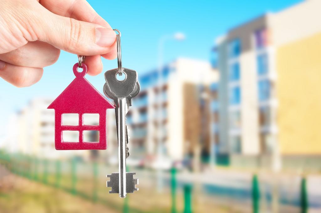 фотографии ключи на фоне недвижимости блефаропластики