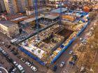 ЖК Клубный дом на Мечникова - ход строительства, фото 20, Март 2021
