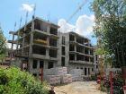 Ход строительства дома № 1 в ЖК Дворянский - фото 78, Август 2016