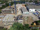 Ход строительства дома Литер 1 в ЖК Звезда Столицы - фото 119, Июль 2018