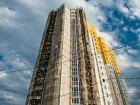 ЖК Инстеп. Звездный - ход строительства, фото 2, Сентябрь 2021