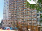 Ход строительства дома № 1 в ЖК Клевер - фото 60, Май 2019