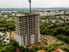 ЖК Азбука - ход строительства, фото 1, Август 2021