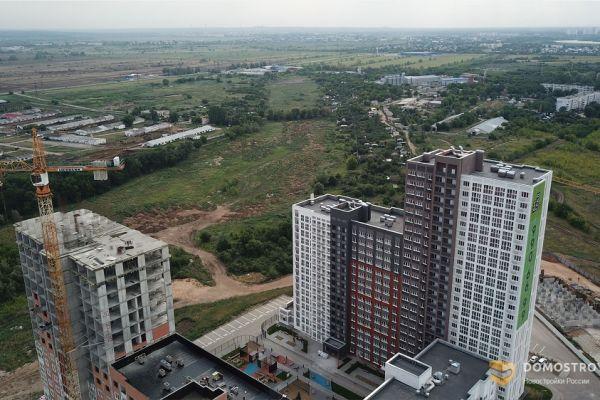 Непаханое поле: масштаб будущей застройки макрорайона АМГРАД предложили оценить сверху