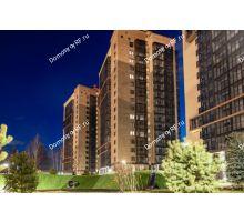 2 комнатная квартира 61,7 м² в Микрорайон Scandis (Скандис), дом № 10 - планировка