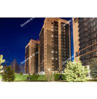 3 комнатная квартира 78,4 м² в Микрорайон Scandis (Скандис), дом № 10 - планировка