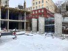ЖК Главный - ход строительства, фото 67, Февраль 2018