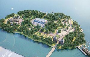 Парк «Петровский остров»