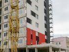 ЖК Каскад на Путейской - ход строительства, фото 34, Июнь 2020