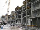Ход строительства дома № 6 в ЖК Дом с террасами - фото 39, Февраль 2020