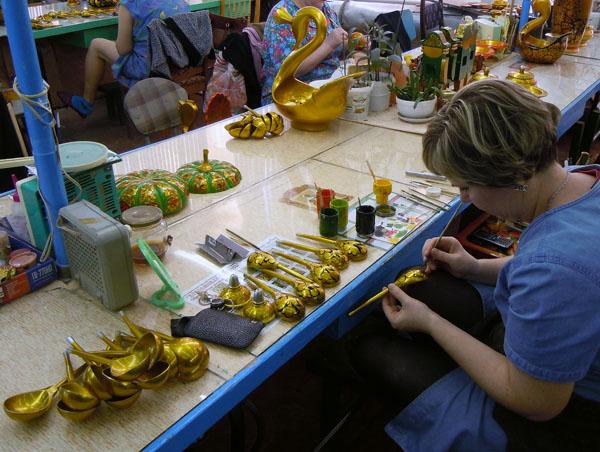 Ресурсный центр народно-художественных промыслов Наследие заработал в Нижнем Новгороде