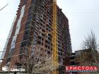ЖК Бристоль - ход строительства, фото 121, Январь 2019