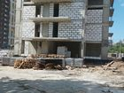 Ход строительства дома № 1 в ЖК Огни Автозавода - фото 9, Июль 2021