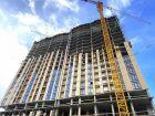 Ход строительства дома Литер 1 в ЖК Рубин - фото 2, Февраль 2021