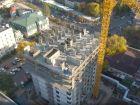 ЖК ПАРК - ход строительства, фото 34, Ноябрь 2020