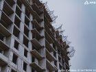 ЖК На Высоте - ход строительства, фото 131, Октябрь 2020