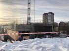 ЖК Университетский - ход строительства, фото 79, Декабрь 2020